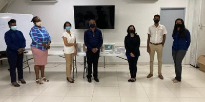 Stichting WITHIN Suriname ondersteunt 's Lands Hospitaal